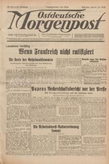 Ostdeutsche Morgenpost : erste oberschlesische Morgenzeitung. Jg.14, Nr. 191 (12 Juli 1932)