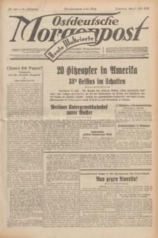Ostdeutsche Morgenpost : erste oberschlesische Morgenzeitung. Jg.14, Nr. 196 (17 Juli 1932) + dod.