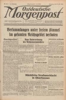 Ostdeutsche Morgenpost : erste oberschlesische Morgenzeitung. Jg.14, Nr. 198 (19 Juli 1932)