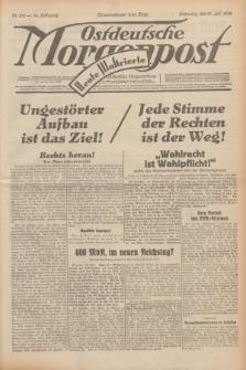 Ostdeutsche Morgenpost : erste oberschlesische Morgenzeitung. Jg.14, Nr. 210 (31 Juli 1932) + dod.
