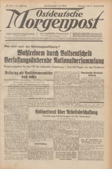 Ostdeutsche Morgenpost : erste oberschlesische Morgenzeitung. Jg.14, Nr. 226 (16 August 1932)