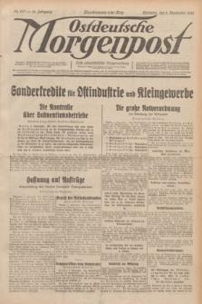 Ostdeutsche Morgenpost : erste oberschlesische Morgenzeitung. Jg.14, Nr. 247 (6 September 1932)