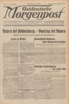 Ostdeutsche Morgenpost : erste oberschlesische Morgenzeitung. Jg.14, Nr. 250 (9 September 1932)
