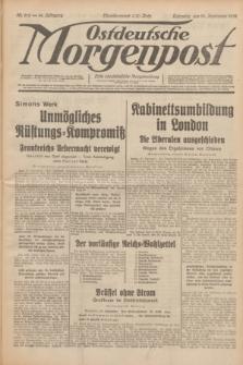 Ostdeutsche Morgenpost : erste oberschlesische Morgenzeitung. Jg.14, Nr. 270 (29 September 1932)