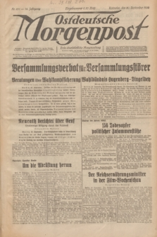 Ostdeutsche Morgenpost : erste oberschlesische Morgenzeitung. Jg.14, Nr. 271 (30 September 1932)