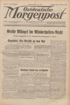 Ostdeutsche Morgenpost : erste oberschlesische Morgenzeitung. Jg.14, Nr. 278 (07 Oktober 1932)