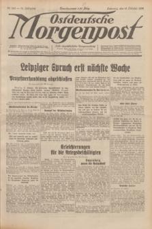 Ostdeutsche Morgenpost : erste oberschlesische Morgenzeitung. Jg.14, Nr. 289 (18 Oktober 1932)