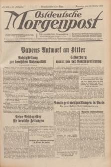 Ostdeutsche Morgenpost : erste oberschlesische Morgenzeitung. Jg.14, Nr. 293 (22 Oktober 1932)