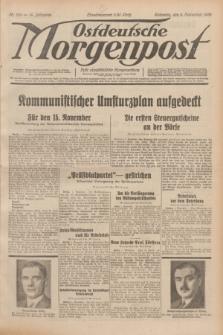 Ostdeutsche Morgenpost : erste oberschlesische Morgenzeitung. Jg.14, Nr. 304 (2 November 1932)