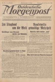 Ostdeutsche Morgenpost : erste oberschlesische Morgenzeitung. Jg.14, Nr. 312 (10 November 1932)