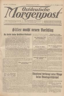 Ostdeutsche Morgenpost : erste oberschlesische Morgenzeitung. Jg.14, Nr. 326 (24 November 1932)