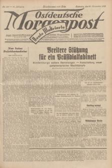 Ostdeutsche Morgenpost : erste oberschlesische Morgenzeitung. Jg.14, Nr. 329 (27 November 1932) + dod.