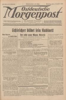 Ostdeutsche Morgenpost : erste oberschlesische Morgenzeitung. Jg.14, Nr. 335 (3 December 1932)