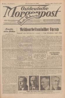 Ostdeutsche Morgenpost : erste oberschlesische Morgenzeitung. Jg.14, Nr. 336 (4 Dezember 1932) + dod.
