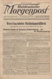 Ostdeutsche Morgenpost : erste oberschlesische Morgenzeitung. Jg.14, Nr. 339 (7 December 1932)