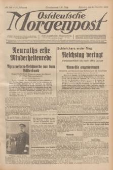 Ostdeutsche Morgenpost : erste oberschlesische Morgenzeitung. Jg.14, Nr. 342 (10 Dezember 1932)
