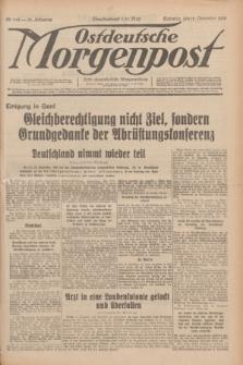 Ostdeutsche Morgenpost : erste oberschlesische Morgenzeitung. Jg.14, Nr. 344 (12 Dezember 1932)