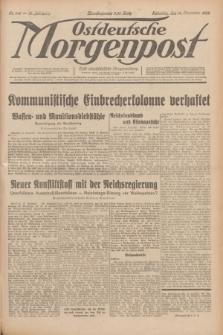 Ostdeutsche Morgenpost : erste oberschlesische Morgenzeitung. Jg.14, Nr. 346 (14 Dezember 1932)