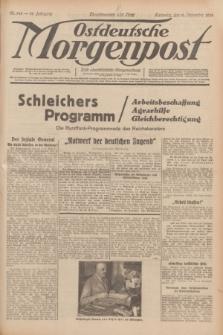 Ostdeutsche Morgenpost : erste oberschlesische Morgenzeitung. Jg.14, Nr. 348 (16 Dezember 1932)