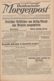 Ostdeutsche Morgenpost : erste oberschlesische Morgenzeitung. Jg.14, Nr. 358 (27 Dezember 1932)