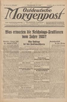 Ostdeutsche Morgenpost : erste oberschlesische Morgenzeitung. Jg.14, Nr. 362 (31 Dezember 1932)