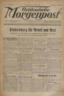 Ostdeutsche Morgenpost : erste oberschlesische Morgenzeitung. Jg.15, Nr. 2 (2 Januar 1933)