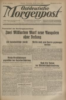 Ostdeutsche Morgenpost : erste oberschlesische Morgenzeitung. Jg.15, Nr. 26 (26 Januar 1933)