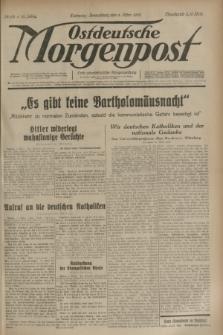 Ostdeutsche Morgenpost : erste oberschlesische Morgenzeitung. Jg.15, Nr. 63 (4 März 1933)