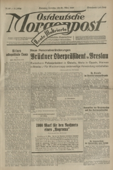 Ostdeutsche Morgenpost : erste oberschlesische Morgenzeitung. Jg.15, Nr. 85 (26 März 1933) + dod.