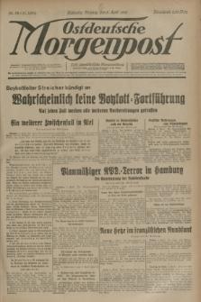 Ostdeutsche Morgenpost : erste oberschlesische Morgenzeitung. Jg.15, Nr. 93 (3 April 1933) + dod.