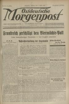 Ostdeutsche Morgenpost : erste oberschlesische Morgenzeitung. Jg.15, Nr. 97 (7 April 1933)