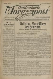 Ostdeutsche Morgenpost : erste oberschlesische Morgenzeitung. Jg.15, Nr. 124 (7 Mai 1933) + dod.