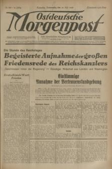 Ostdeutsche Morgenpost : erste oberschlesische Morgenzeitung. Jg.15, Nr. 135 (18 Mai 1933)