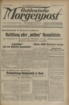 Ostdeutsche Morgenpost : erste oberschlesische Morgenzeitung. Jg.15, Nr. 141 (24 Mai 1933)