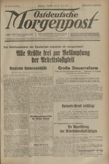Ostdeutsche Morgenpost : erste oberschlesische Morgenzeitung. Jg.15, Nr. 150 (2 Juni 1933)