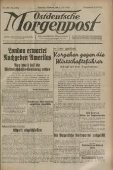 Ostdeutsche Morgenpost : erste oberschlesische Morgenzeitung. Jg.15, Nr. 182 (5 Juli 1933)