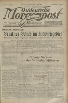 Ostdeutsche Morgenpost : erste oberschlesische Morgenzeitung. Jg.15, Nr. 186 (9 Juli 1933) + dod.