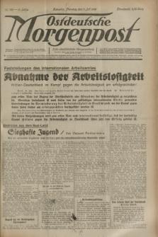 Ostdeutsche Morgenpost : erste oberschlesische Morgenzeitung. Jg.15, Nr. 188 (11 Juli 1933)