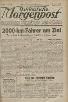 Ostdeutsche Morgenpost : Führende oberschlesische Zeitung. Jg.15, Nr. 201 (24 Juli 1933) + dod.