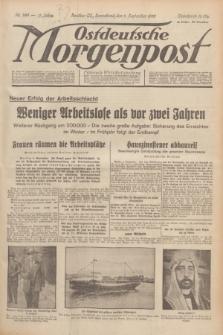 Ostdeutsche Morgenpost : Führende Wirtschaftszeitung. Jg.15, Nr. 248 (9 September 1933)