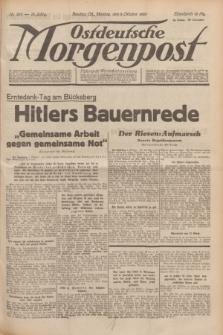Ostdeutsche Morgenpost : Führende Wirtschaftszeitung. Jg.15, Nr. 271 (2 Oktober 1933)