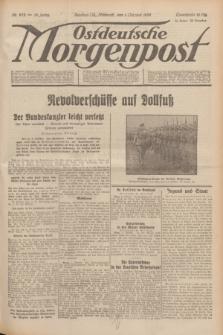 Ostdeutsche Morgenpost : Führende Wirtschaftszeitung. Jg.15, Nr. 273 (4 Oktober 1933)