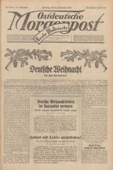 Ostdeutsche Morgenpost : Führende Wirtschaftszeitung. Jg.15, Nr. 354 (24 Dezember 1933) + dod.