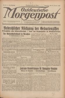 Ostdeutsche Morgenpost : erste oberschlesische Morgenzeitung. Jg.12, Nr. 30 (30 Januar 1930)