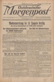 Ostdeutsche Morgenpost : erste oberschlesische Morgenzeitung. Jg.12, Nr. 42 (11 Februar 1930)