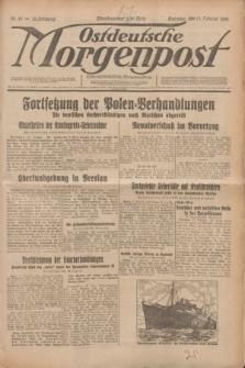Ostdeutsche Morgenpost : erste oberschlesische Morgenzeitung. Jg.12, Nr. 48 (17 Februar 1930)