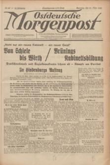 Ostdeutsche Morgenpost : erste oberschlesische Morgenzeitung. Jg.12, Nr. 88 (29 März 1930)