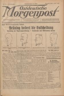 Ostdeutsche Morgenpost : erste oberschlesische Morgenzeitung. Jg.12, Nr. 92 (2 April 1930)