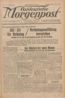 Ostdeutsche Morgenpost : erste oberschlesische Morgenzeitung. Jg.12, Nr. 94 (4 April 1930)