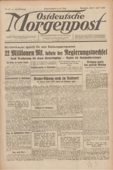 Ostdeutsche Morgenpost : erste oberschlesische Morgenzeitung. Jg.12, Nr. 95 (5 April 1930)